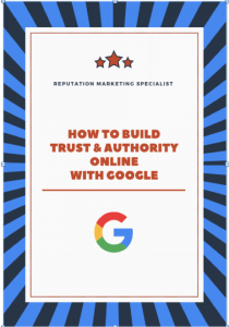 How To Build Authority And Trust Online